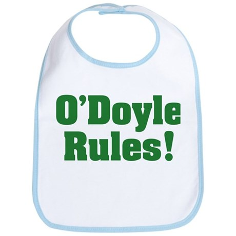 O'DOYLE RULES Bib