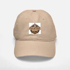 Country Lover Baseball Baseball Cap