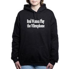 Cute Instrument Women's Hooded Sweatshirt