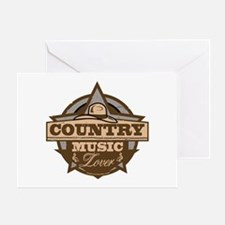 Country Lover Greeting Card