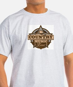 Country Lover T-Shirt