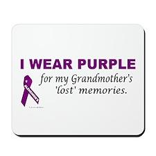 My Grandmother's Lost Memories Mousepad