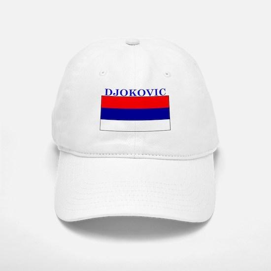 Djokovic Serbia Serbian Baseball Baseball Cap