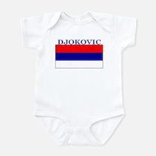 Djokovic Serbia Serbian Onesie