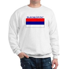 Djokovic Serbia Serbian Jumper