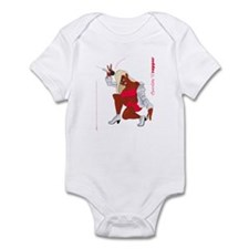 Chocolate Wrapper Infant Bodysuit