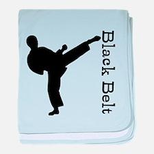 Martial Arts baby blanket