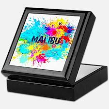 MALIBU BURST Keepsake Box