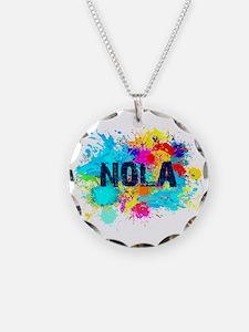 Good Vibes NOLA Burst Necklace