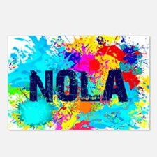 Good Vibes NOLA Burst Postcards (Package of 8)