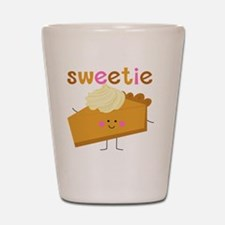 Sweetie Pie Shot Glass