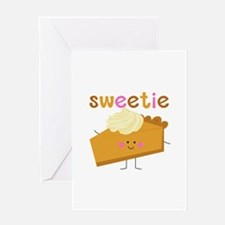 Sweetie Pie Greeting Cards