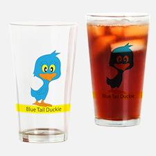 Unique Duckie Drinking Glass