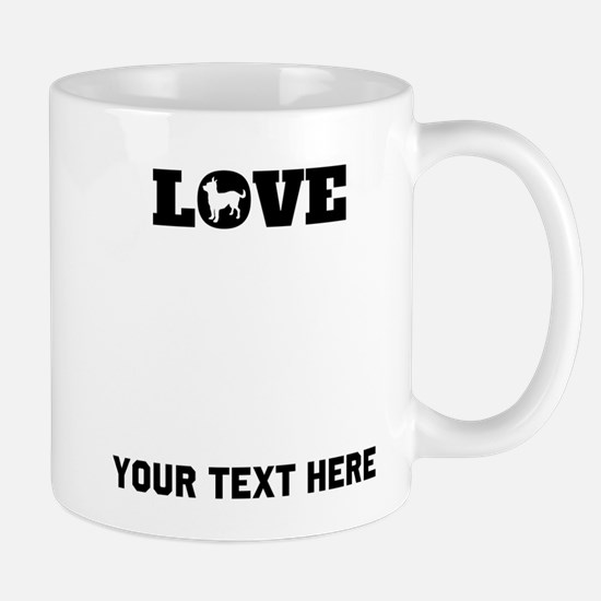 Chihuahua Love (Custom) Mugs