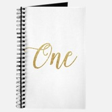 Glitter One New Journal