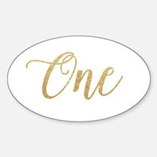 Glitter One New Decal