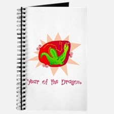 Year of the Dragon Bright Journal