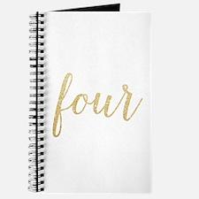 Glitter Four Journal