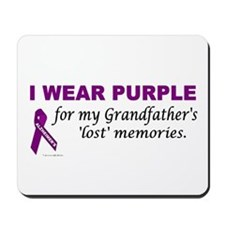 My Grandfather's Lost Memories Mousepad