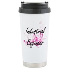 Industrial Engineer Art Travel Mug