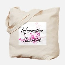Information Scientist Artistic Job Design Tote Bag