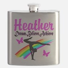 SUPER STAR GYMNAST Flask