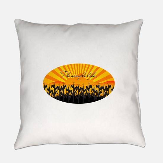The Simple Life Everyday Pillow
