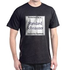 Schnauzer Security T-Shirt