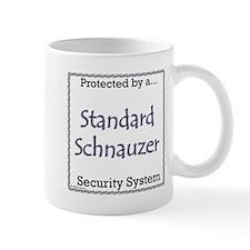 Schnauzer Security Mug