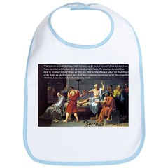 Death of Socrates Bib