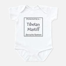 Tibetan Security Infant Bodysuit
