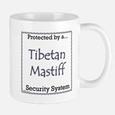 Tibetan Security Mug