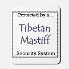 Tibetan Security Mousepad