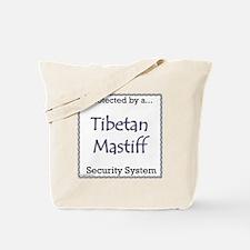 Tibetan Security Tote Bag