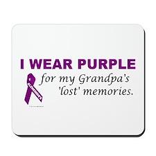 My Grandpa's Lost Memories Mousepad