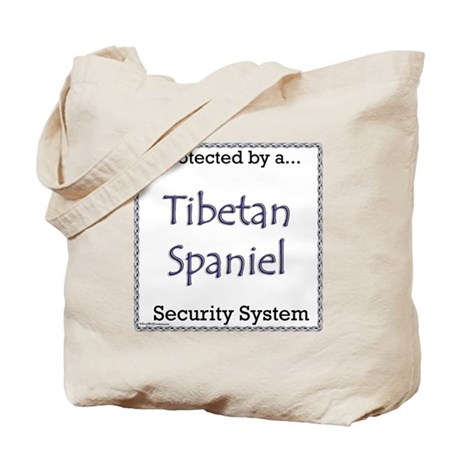 Tibbie Security Tote Bag