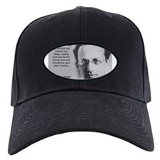 Erwin Schrodinger: Truth Baseball Hat