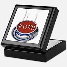 Alphabet Soup Bitch Keepsake Box