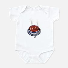 Alphabet Soup Bitch Infant Bodysuit