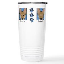 Unique Dingo Travel Mug