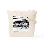 Fantasy and Natural History Tote Bag