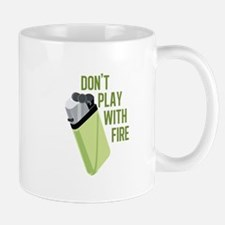 Play With Fire Mugs