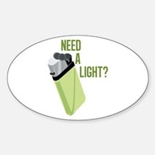 Need A Light Decal
