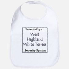 Westie Security Bib