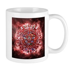 Exploding Mayan Calender Mugs