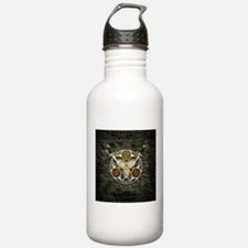 Celtic Shield and Swords Water Bottle