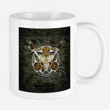 Celtic Shield and Swords Mugs