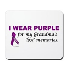 My Grandma's Lost Memories Mousepad