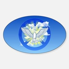 Dove Of Peace Decal