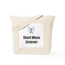 Short Wave Listener Tote Bag